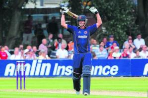Westley named as Essex Cricket vice-captain