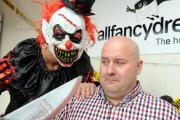 Fancy! 30 extra staff to cope with frighteningly successful Halloween