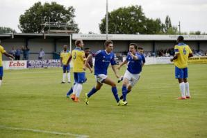 Billericay hit four past Leiston yet again to close on play-offs