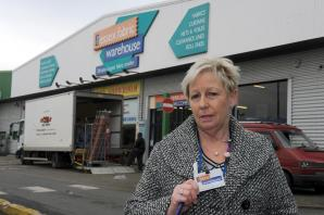 Workers left in the dark after Basildon fabrics store closes suddenly