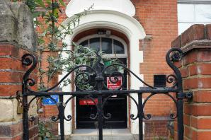 Centenary gate at Old Hinguar School in Shoebury saved