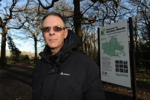 Residents want to catch menace setting booby traps in Hockley Woods