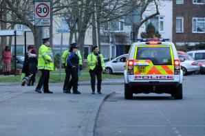 UPDATED: Teenage girl hit by car in Basildon during school run